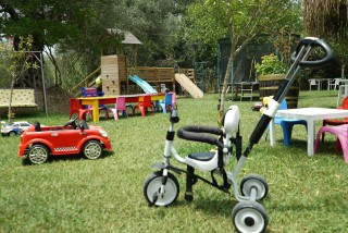facilities corfu spiti nikos children playground