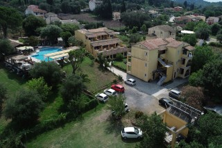facilities corfu spiti nikos parking