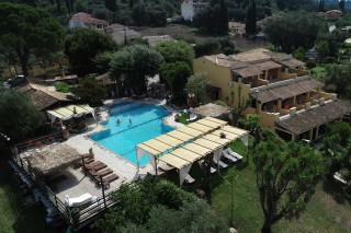 facilities corfu spiti nikos pool