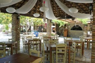 facilities corfu spiti nikos restaurant