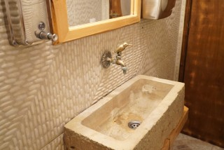 facilities spiti nikos stone sink