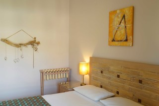 two bedroom apartment spiti nikos big bedroom